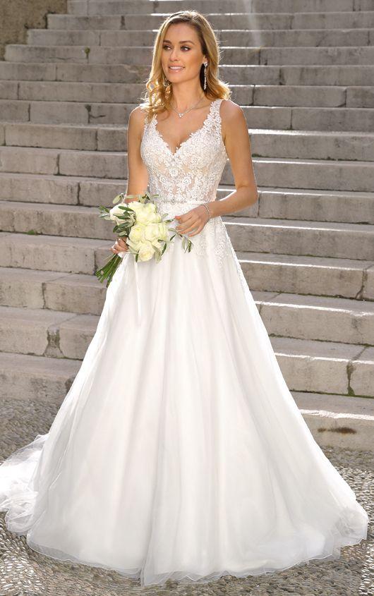 Traumhafte Brautmode aus Braunschweig – Brautkleid…