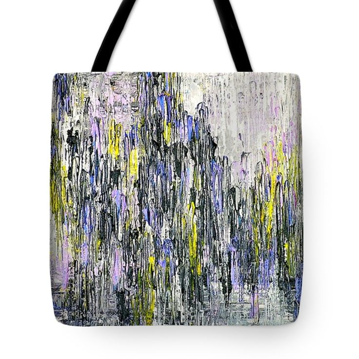 Abstract Fragments 48 by Carla Sá Fernandes Tote Bag
