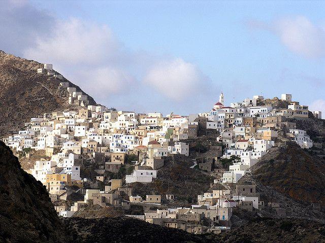 Village Olympos - Karpathos /  arttravel.gr