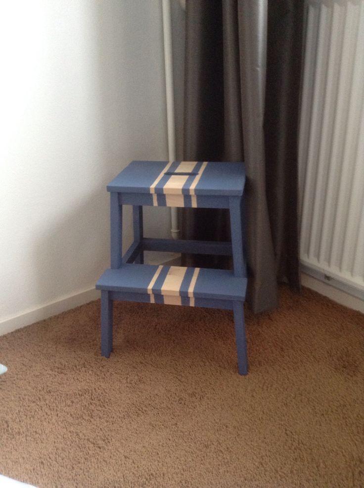 Ikea krukje pimpen