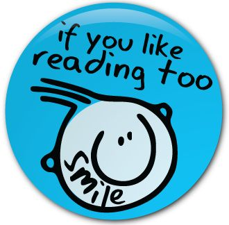 Smile if you like reading too