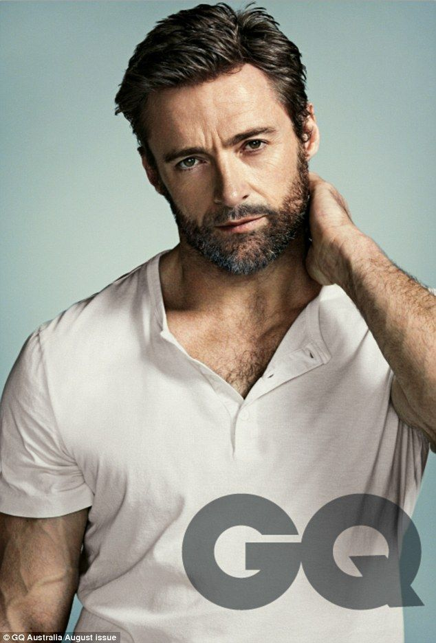 Hump Day Hottie: Hugh Jackman. - Girly Obsessions