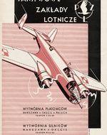 Reklama: Państwowe Zakłady Lotnicze (PZL, 1937-39 r.)