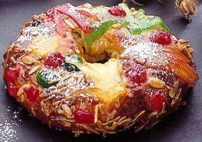 bolo rei tradicional