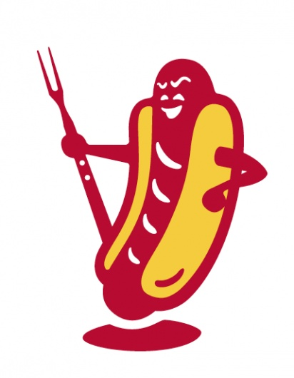 16 best food cart images on pinterest hot dogs brand identity and rh pinterest co uk hot dog logo maker hot dog logo vector