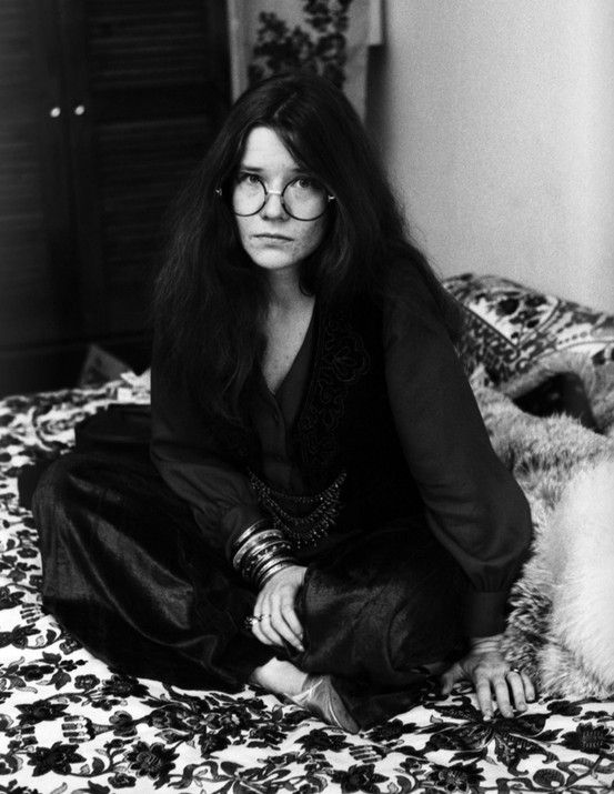 Janis Joplin (January 19, 1943 – October 4, 1970) was an American singer-songwriter from Port Arthur, Texas.