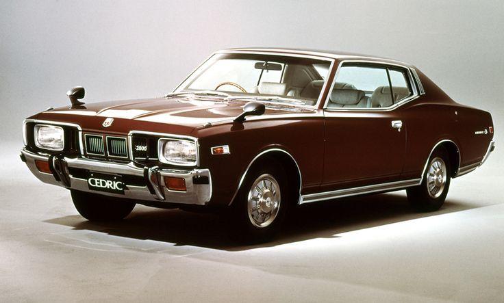 Nissan 330 Cedric
