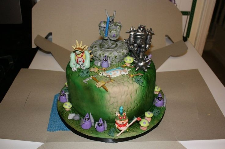 Lol Cake Cake Ideas Cake League Of Legends Cakes