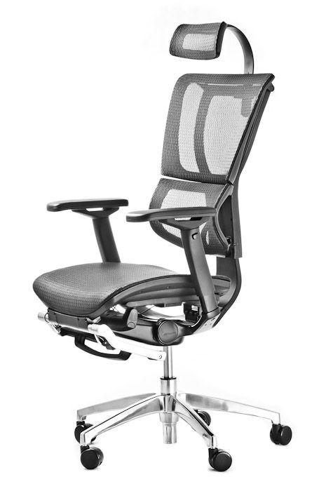 Fotel biurowy Ergomax IOO PLUS (2)