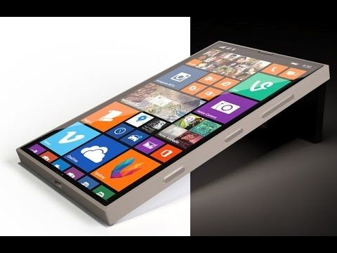 Microsoft Lumia Spruce with 4k Display New Concept 2015