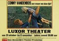 Conny van den Bos, een vrouw van deze tijd! Luxor Theater Rotterdam, 31 oktober - 6 november 1974.