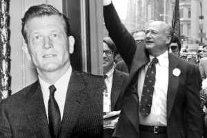 John Lindsay, Ed Koch and the end of liberalism