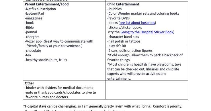 Hospital Packing List.docx