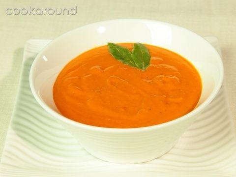 Crema di pomodoro: Ricette Siria | Cookaround