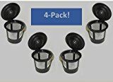 #DailyDeal Save on 4 Pack - Permanent Coffee Filters for Keurig     4 Permanent Coffee Filters for Keurig B30, B31, B40, B41, B60, B70, K40, K45, K65, https://buttermintboutique.com/dailydeal-save-on-4-pack-permanent-coffee-filters-for-keurig/