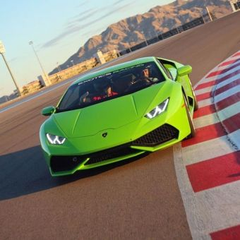 Everyone dreams of driving a Lamborghini. Now make your dreams come true and get behind the wheel and race a Lamborghini!