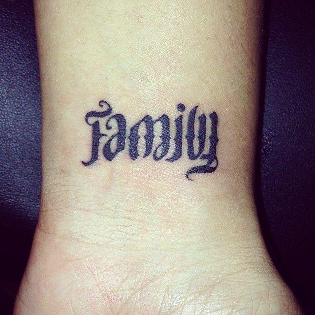 Tattoo Ambigram Generator: 25+ Trending Ambigram Tattoo Ideas On Pinterest