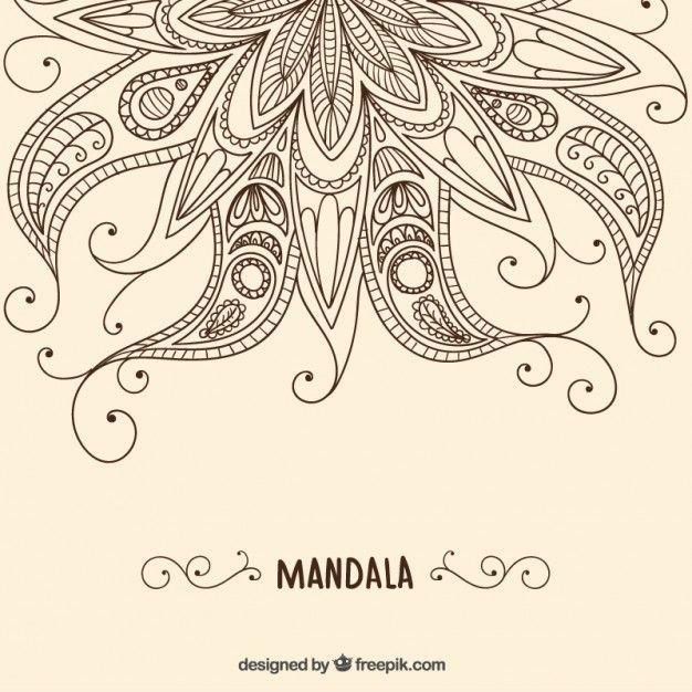 Mehndi Patterns Vector : Best images about freepik zazzle on pinterest