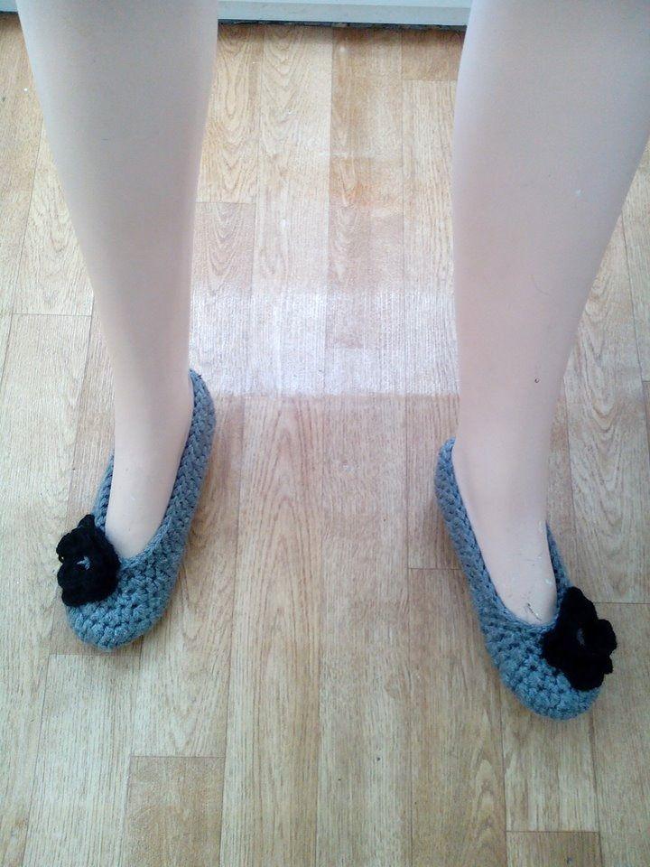 1000 ideas about pantoufle femme on pinterest chaussons. Black Bedroom Furniture Sets. Home Design Ideas