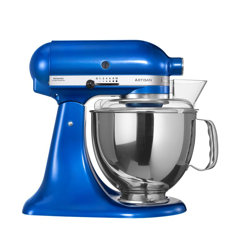 Artisan Köksmaskin 4,8 L Electric Blue