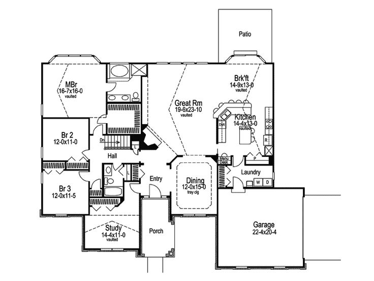 17 best images about houseplans 2400 2599 on pinterest for Neoclassical house plans