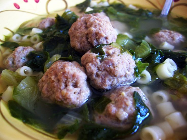 I don't know how to say this, but, I never had Italian Wedding Soup at an Italian wedding. I never even heard of Italian Wedding Soup until recently. I have been to a ton of Italian weddings in my ...