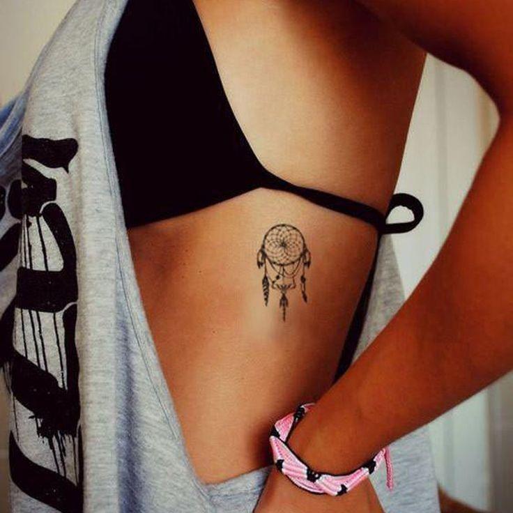 Deja Small Dreamcatcher Temporary Tattoo