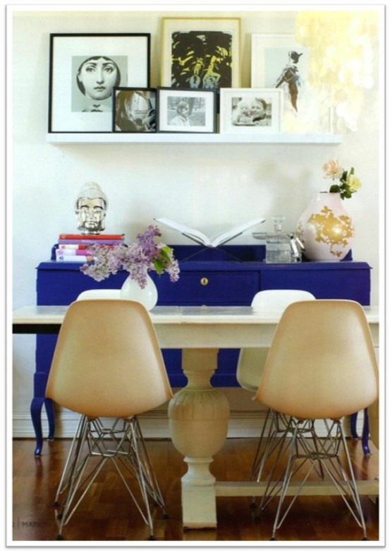 Best Cobalt Blue Buffet Via Marie Clair Maison To Paint The 400 x 300