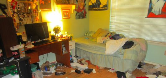 ¿Sabías que el acumulamiento de cosas en el hogar y el desorden están relacionados con diferentes clases de miedos ? Como miedo al cambio , ...