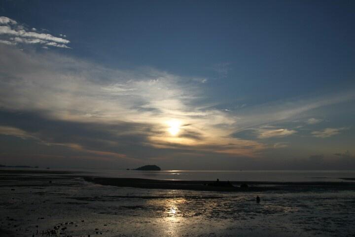 Sunset at Tanjung Pendem