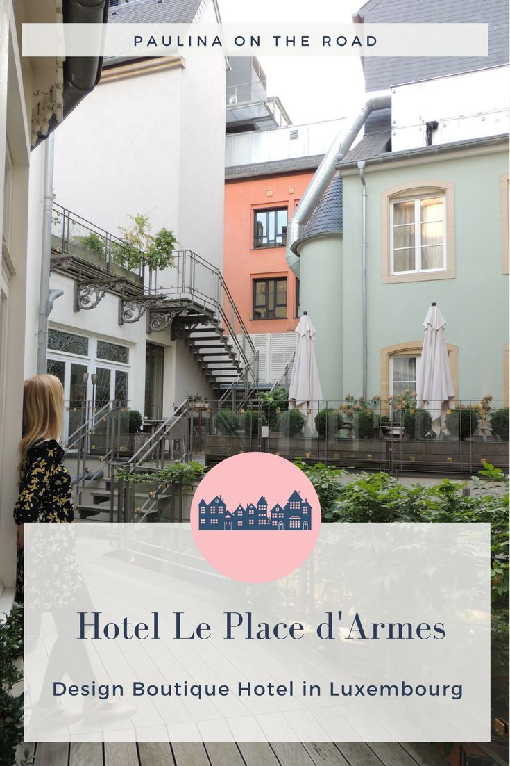 Looking for a quaint designer Boutique Hotel? Hotel Le Place d'Armes is located at the main square of Luxembourg City and close to all attractions and sights. Discover a resort gem with the finest gourmet cuisine. Well connected to Paris, Brussels and Germany.