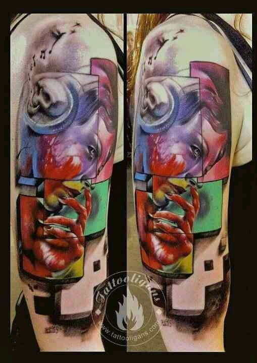 George Floyd Chest Tattoo: 187 Best BoDY MoDiFiCaTioN Images On Pinterest