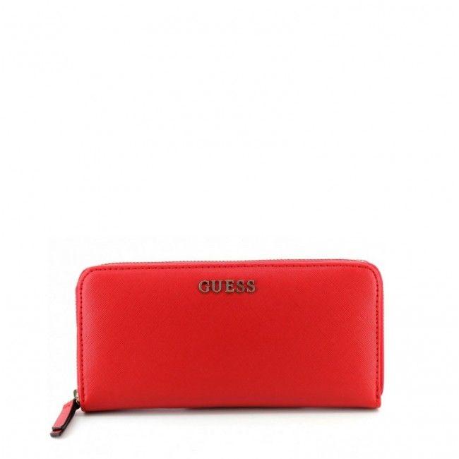Portafoglio Guess grande in saffiano Sissi SISSP6146 - Scalia Group  #guess #fashion #glamour #wallets #bags #handbags #women