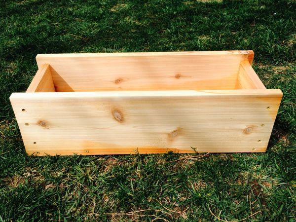 How To Build A Window Box Planter – Easy Beginner Diy 400 x 300