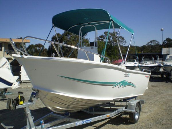 New Aquamaster 455 Centre Console: Power Boats | Boats Online for Sale | Aluminium | Queensland (Qld) - Brisbane Qld | Boats Online