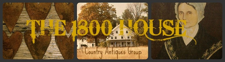 The 1800 House....♥ this site!!!