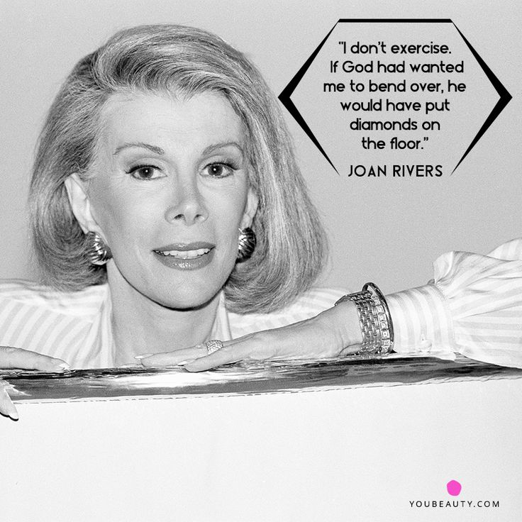 Rest in peace, Joan Rivers!