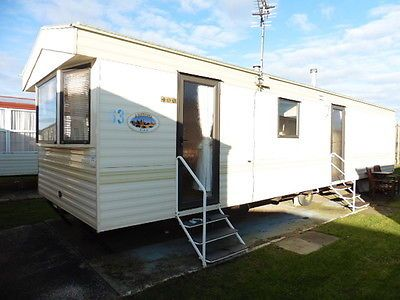 Simple STATIC CARAVAN FOR SALE IN NORTH WALES  5 FAMILY PARK NEAR ANGLESEY