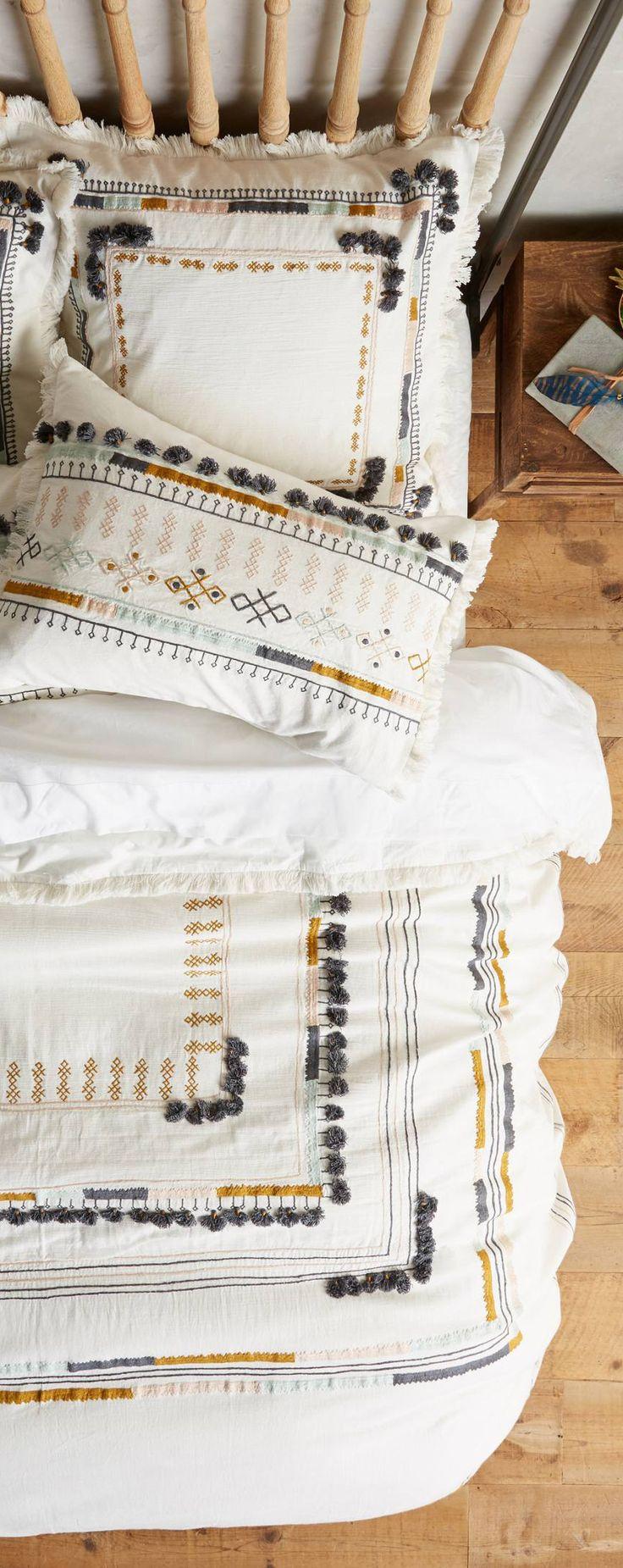 Kessabine Duvet Cover | Boho Bedding