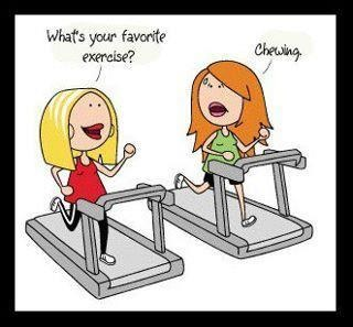 sadly still true...: Exerci Humor, Red Hair, Burning Calories, Quote, Funny Stuff, Weightloss, Favorite Exerci, Weights Loss, True Stories