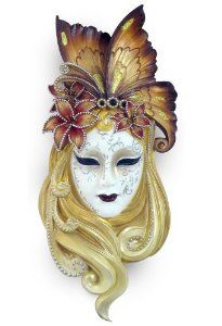 Decorative Venetian Masks Delectable 10 Best Decorative Masks Images On Pinterest  Masks Venetian Inspiration Design
