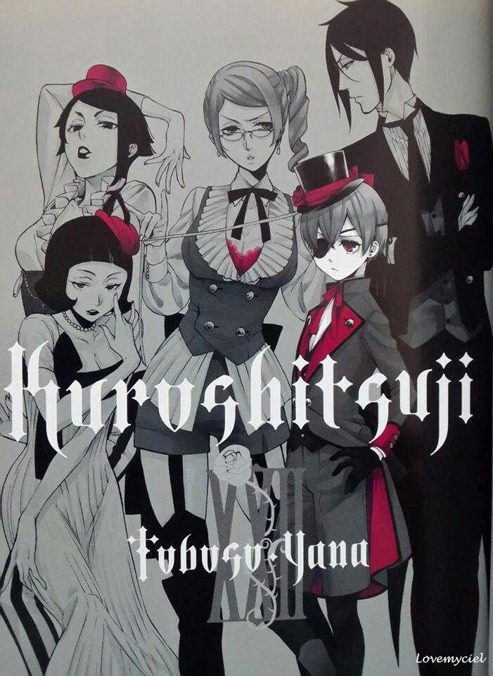 Kuroshitsuji - Black Butler #Anime #Manga Vol.22