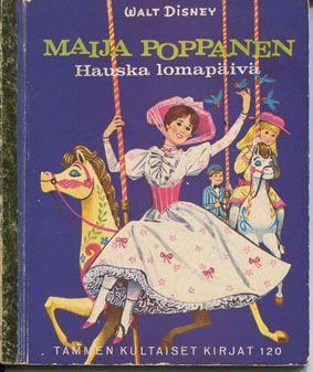 Tammen kultaise kirjat: Maija Poppanen