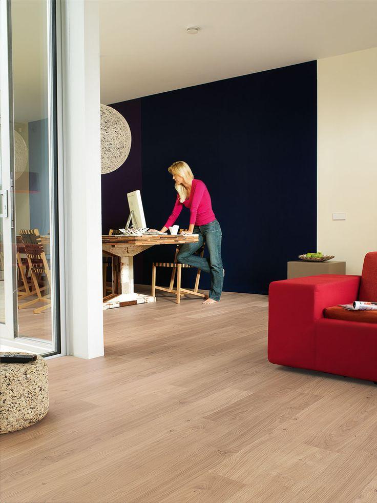 Quick-Step Elite 'Worn light oak' (UE1303) Laminate flooring - www.quick-step.com