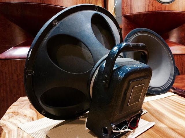 Mono and Stereo High-End Audio Magazine: Western Electric WE4181A and Tatsuyoshi Moriyama ultimate horn speakers