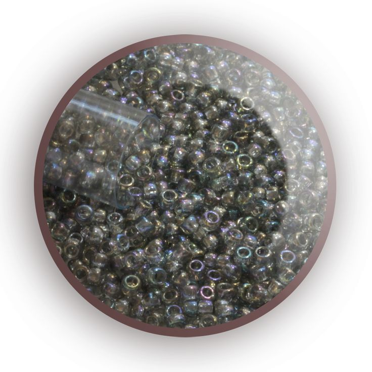 Amazing new products in our store 8/0 TR-176 Black ... Check them out here! http://kalitheo.com/products/8-0-tr-176?utm_campaign=social_autopilot&utm_source=pin&utm_medium=pin #beads #beading #toho #seedbeads