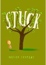 Stuck. This book is perfect for teaching perseverance in problem solving.