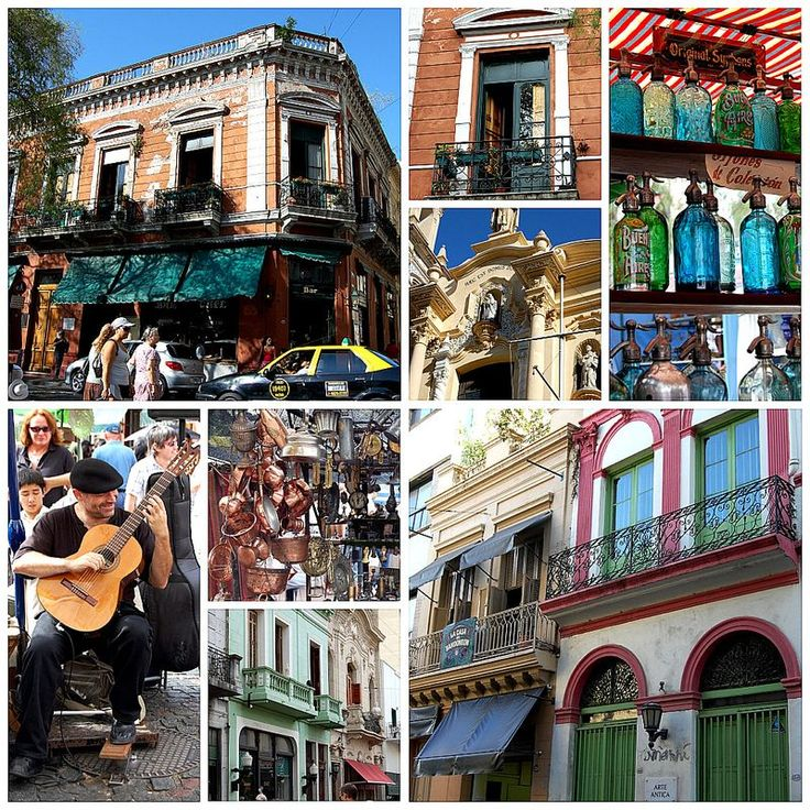 Buenos Aires, Argentina.  City of contrasts.  Beautiful colonial architecture, tango, great food, shopping and nightlife!