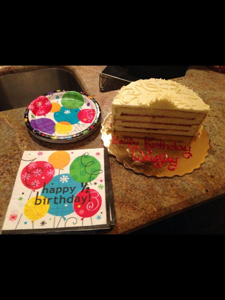 Happy Birthday Keith Cake