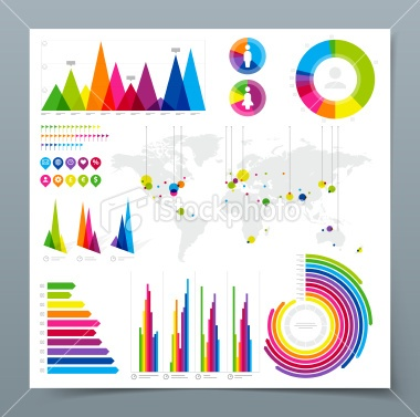 Infographics Royalty Free Stock Vector Art Illustration